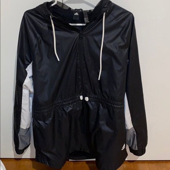 adidas Jackets & Blazers - Adidas Lightweight Rain Jacket